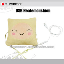 USB warm cushion heated cushion Double side heating F2606