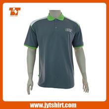 Sport collar&cuffs polo shirts new design polo shirt for men