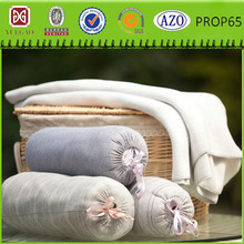 2014 fashion style travel pillow with blanket set