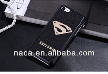 New 2014 cheap phone cases for iphone 5c iron man cell phone case glitter cover case