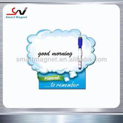 Wholesale advertising soft pvc blank fridge magnets
