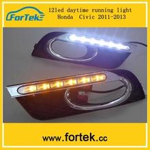 New arrival,Specialized Original Manufacturer 12LED Daytime Running Light used cars for Honda Honda Civic2011-2013