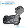 Hapurs Rii Mini 2.4Ghz Stylish Wireless Mini Bluetooth Keyboard with touchpad,smart tv controller keybaord