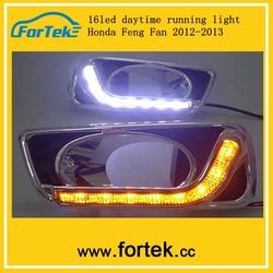 New arrival,Specialized Original Manufacture 16LED Daytime Running Light used cars for Honda Honda Feng Fan2012-2013