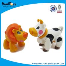 2014 New item plastic animal toys for kids