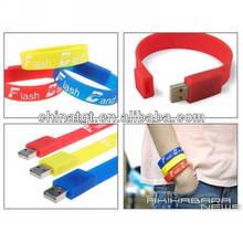 Colorful basketball brecelete usb,wristband usb stick,usb flash drive for promotion