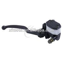 For SUZUKI GN250 BLACK Front Brake Master Cylinder Reservoir Lever