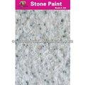 crystone exterior de piedra pulverización efecto de silicio acrylce a base de piedra para la pintura de la pared externa