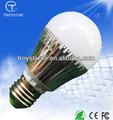 7w e27 ahorro de energía h8 led bombilla led de color