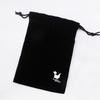 2014 New coming custom velvet bags logo