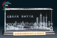 3d laser engraver crystal cube gifts