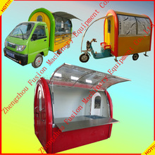 2014 New Design Mobile Hot Dog Catering Fast Food Vans