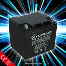 12V38AH Power Tools lead acid battery