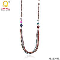 beaded necklace 2014 spring trendy jewelry