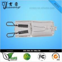 dimmable g9 halogen bulb 120v 230v g9 led bulb 4w replacing 40w g9 halogen g9 halogen