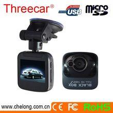 2.0 inch full hd 1080p 120deg angle GPS G-sensor at night loop recording mini car dvr