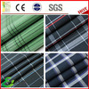 100% Polyester yarn dyed check and stripe Fabric