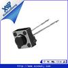 6X6 2 long feet Mini Push Button Switch Momentary Tact copper 260g/160g TS-037C