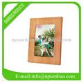 2014 nuevo estilo de bambú eco amistoso marco de imagen