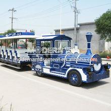 Modern Amusement electric model train for sale