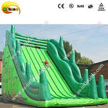 Beautiful Europe standard green inflatable slip n slide