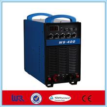 china made high quality tig mma welding machine/400 amp welding machine WS-400