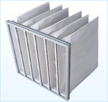 Good Sealed Antistatic Microfiber Air Bag Filter