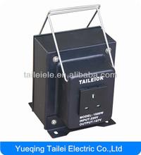copper quality AC step down transformer 220V 127V