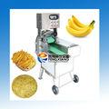 Fc-305 eléctrico automático de chips de plátano que hace la máquina. Redondo y largo papasfritas( #304 acero inoxidable)...... Agradable!!!!