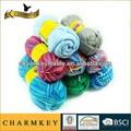 malhas de fios de lã