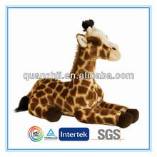 Custom stuffed plush giraffe animal