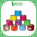 la mejor calidad de algodón adhesivo de la cinta kinesio 5cm x 5m