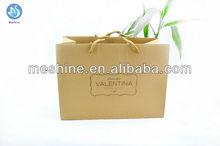 2014 popular shopping paper bag wholesale