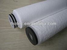 drinking water treatment series PP melt blown filter cartridge