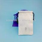 wholesales cheap high quanlity small bulk cotton mesh bag