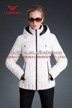 donne sport in magazzino signore cappotto caldo
