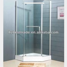 easy clean diamond cheap new design shower enclosures