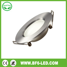 low power SMD cree chip 500LM 120 degree led downlight