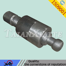agricultural machinery parts for wood pallet machine cnc machinings carbon steel forging axle