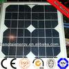 5W 10W Mono or poly-crystalline silicon small solar panels price