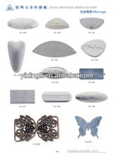 2014 New Design custom logo jewelry tags, custom engraved jewelry tags, metal tag custom metal logo beads
