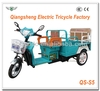 Three Wheeler Manufacturer In China Excellent Passenger Cargo Tricycle