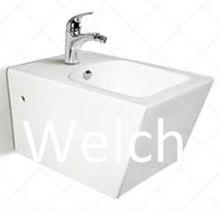 5016 wall hung lady toilet bidet for bathroom