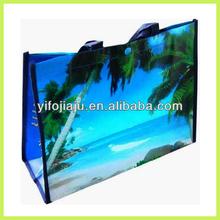 Cheapest Packaging gift bag reusable laminated pp non woven shopping bag