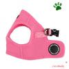 PUPPIA Pet Harness Mesh Lead small dog harness Pink