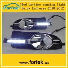 New arrival,Specialized Original Manufacture 5LED Daytime Running Light used cars for Buick LaCrosse2010-2012