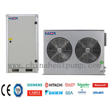 13KW Split 400V low carbon emission heat pmup for cold area AW13/F