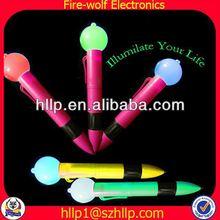 Shenzhen Fire Wolf Electronics Factory Cartoon shape ball pen