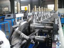 [Metal profile roll forming machine][load -bearing] Supermarket rack gondola shelf making machine rack making machine