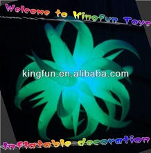 2014 LED inflatable stage/party/event/club star